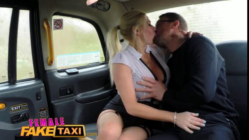 Brooke Jameson Fake Taxi